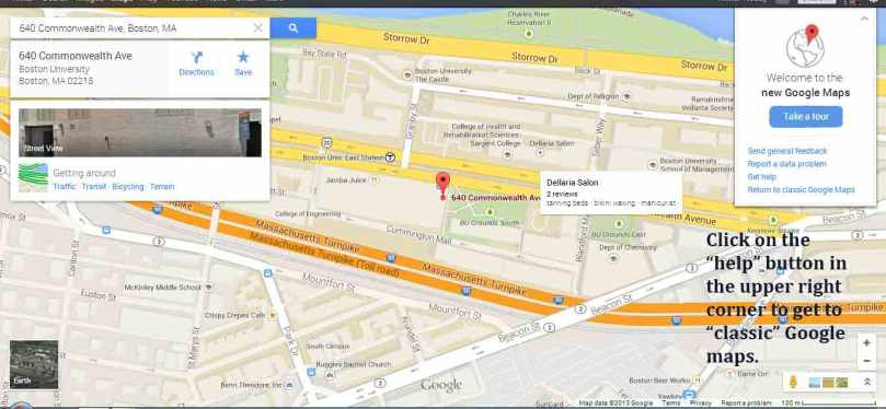 Get-to-old-google-maps