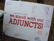 fight 15 adjuncts